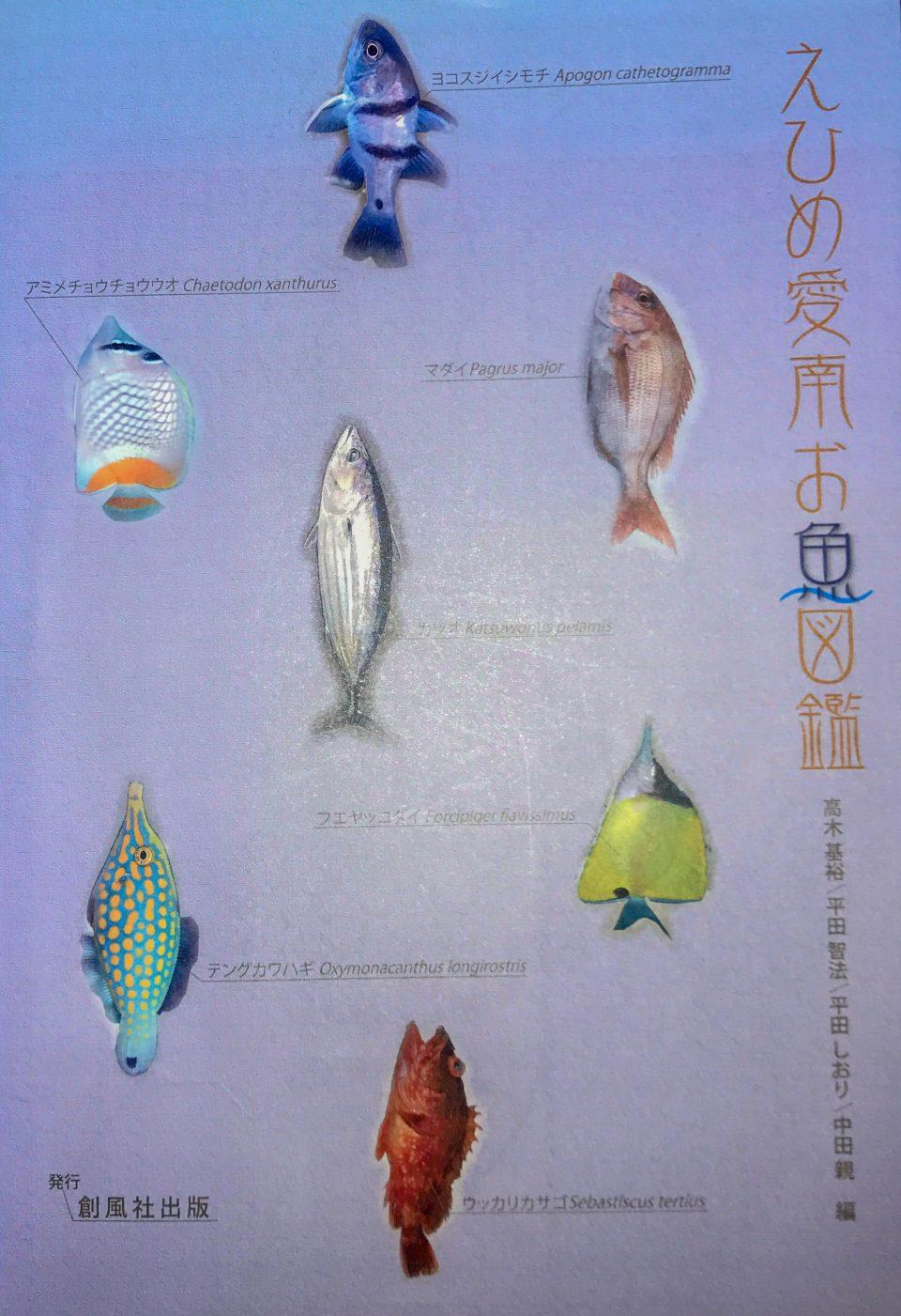 えひめ愛南お魚図鑑-